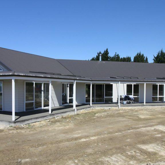 Tony Boyce Buidling - New Housing France house1