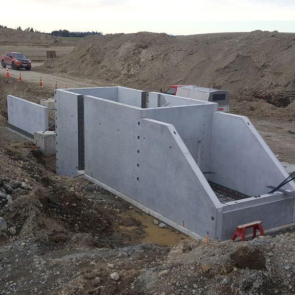 Tony Boyce Building - Concretework1