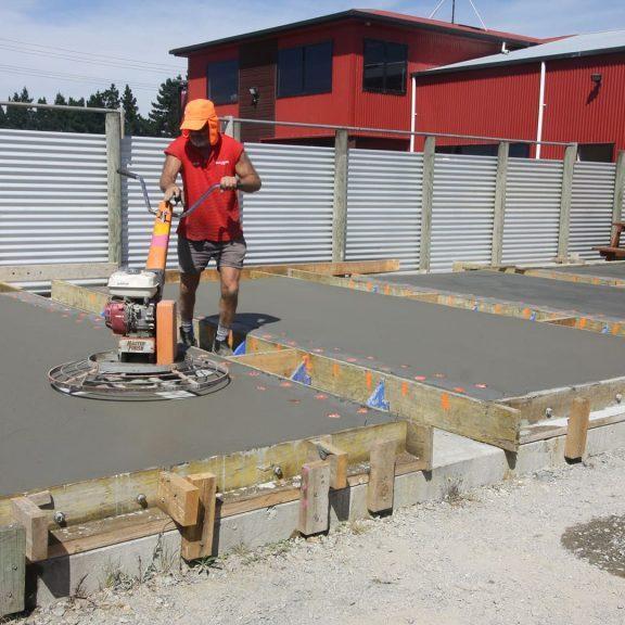 Tony Boyce Building - ConcreteworkPanel Construct